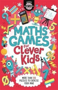 Maths Games For Clever Kids - Gareth Moore (Paperback) - Cover