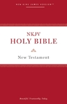 NKJV, Holy Bible New Testament, Paperback, Comfort Print - Thomas Nelson (Paperback)
