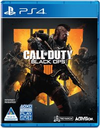 Call of Duty®: Black Ops 4 (PS4) - Cover