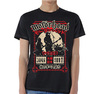 Motorhead Loud In Osaka Mens Black T-Shirt (Medium)
