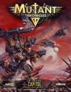 Mutant Chronicles - Capitol Source Book (Role Playing Game)