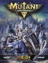 Mutant Chronicles - Dark Eden Campaign Book (Role Playing Game)