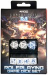 Infinity: The Roleplaying Game - Gaming Dice - Alpeh Set