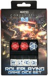 Infinity: The Roleplaying Game - Gaming Dice - Nomad Set
