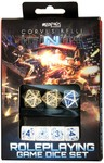 Infinity: The Roleplaying Game - Gaming Dice - Haqqislam Set