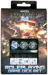 Infinity: The Roleplaying Game - Gaming Dice - Mercenary Set