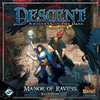 Descent: Journeys in the Dark (Second Edition) - Expansion: Manor of Ravens (Board Game)