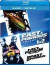The Fast and The Furious & 2 Fast 2 Furious (2 Disc) (Blu-ray)