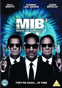 Men In Black 3 (DVD) - Cover
