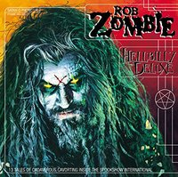 Rob Zombie - Hellbilly Deluxe (Vinyl) - Cover