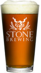 Stone Brewing Co. - Pint Glass