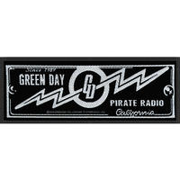 Green Day - Pirate Radio (Patch)