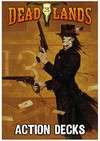 Deadlands - 20th Anniversary Action Deck (Role Playing Game)