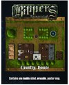 Rippers Resurrected - Castle Dracula/Country House (Role Playing Game)