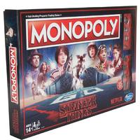 Monopoly - Stranger Things (Board Game) - Cover