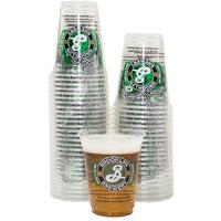 Brooklyn Brewery - Plastic Cup (Pack Of 50)
