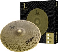 Zildjian LV8018CR-S L80 Low Volume Series 18 Inch Crash Ride Cymbal