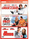 I Now Pronounce You Chuck & Larry / 50 First Dates /Mr Deeds (DVD)