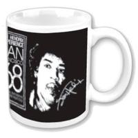 Jimi Hendrix - San Francisco 68 (Ceramic Boxed Mug)