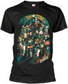 Marvel Avengers Infinity War - Avengers Team Mens T-Shirt (Small) Cover