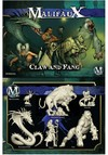 Malifaux - Arcanists: Claw and Fang Box Set (6) (Miniatures)