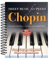 Frederic Chopin: Sheet Music For Piano (Spiral bound)