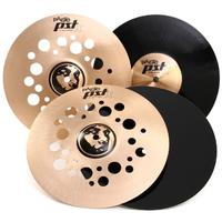 Paiste PST X Series DJs 45 Cymbal Set (12 12 and 12 Inch)
