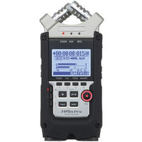 Zoom H4N PRO 4 Track Handy Field Recorder