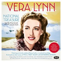 Vera Lynn - National Treasure-Ultimate Collection - Cover