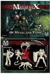 Malifaux - Guild: Of Metal and Flesh (Miniatures)