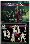 Malifaux - Guild: Bound By Law: Lucius Crew (Miniatures)