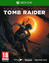 Shadow of the Tomb Raider (Xbox One) - Cover