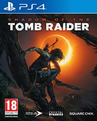 Shadow of the Tomb Raider (PS4) - Cover