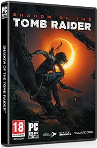 Shadow of the Tomb Raider (PC) - Cover