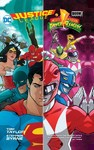 Justice League/ Power Rangers - Tom Taylor (Paperback)