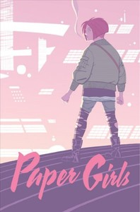 Paper Girls 5 - Cliff Chiang (Paperback)