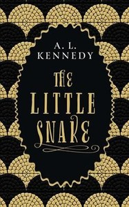 The Little Snake - A. L. Kennedy (Hardcover) - Cover