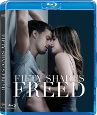 Fifty Shades Freed (Blu-ray) - Cover