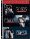Fifty Shades Boxset - 3 Disc (DVD)