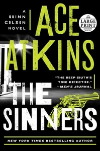 The Sinners - Ace Atkins (Paperback) - Cover