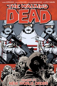 The Walking Dead 30 - Charlie Adlard (Paperback) - Cover