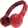 JBL E45BT Wireless Bluetooth On-Ear Headphones (Red)
