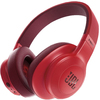 JBL E55BT Wireless Bluetooth Over-Ear Headphones (Red)
