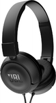 JBL T450 On-Ear Headphones (Black)
