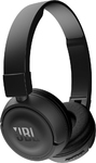 JBL T450BT Wireless On-Ear Headphones (Black)