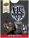 VS System 2 Player Card Game - New Mutants Expansion (Card Game)