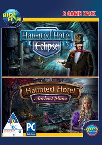 Haunted Hotel Dual Pack (PC) - Cover