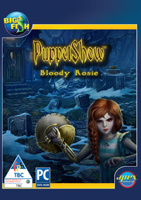 Puppet Show 10: Bloody Rosie (PC) - Cover