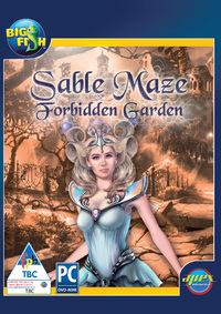 Sable Maze 3: Forbidden Garden (PC) - Cover