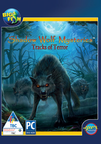Shadow Wolf Mysteries 5: Tracks of Terror (PC) - Cover